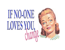 If No-One Loves You, Change