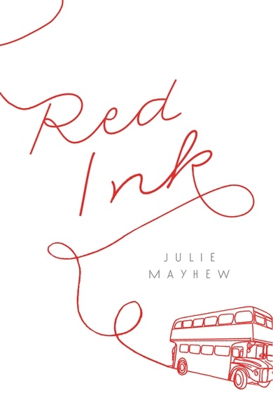 Red Ink - US Cover
